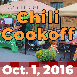 Chamber of Commerce Chili Cookoff 2016