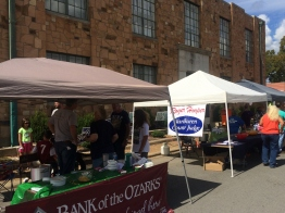 2016 Clinton AR Chamber of Commerce Chili Coookoff