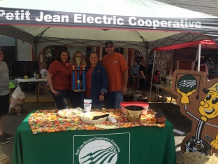 Second Runner Up, Petit Jean Electric Co-Op
