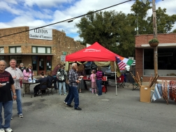 Clinton AR Chamber of Commerce Downtown Chili Festival