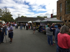 Chamber of Commerce Chili Cookoff in Clinton